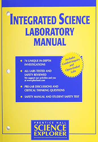 Science Explorer (Prentice Hall) Integrated Science Laboratory Manual