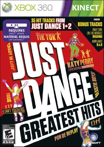 Ubisoft Just Dance Greatest Hits, XBox 360 - Juego (XBox 360, Xbox ...