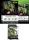 Exo Terra PT2607 Rainforest Habitat Kit, Medium