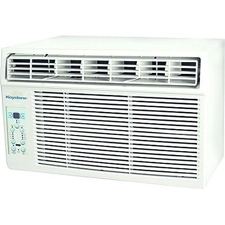 Keystone KSTAW08C 8 000 BTU Air Conditioner Window Mounted Air Conditioner