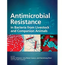 Antimicrobial Resistance in Bacteria from Livestock and Companion Animals