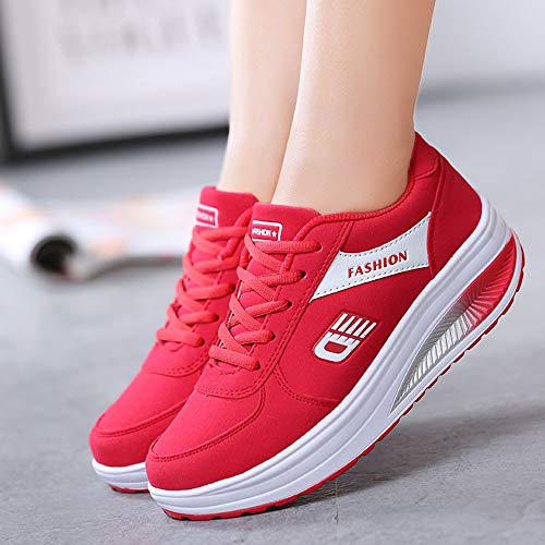 Infrieur Betis Flamenco Mode Alikeey De Sneakers Rocker Derby Mark Femmes Rouge Slippers Oxford Chaussure Levage Doux Course Andres UtPSBq
