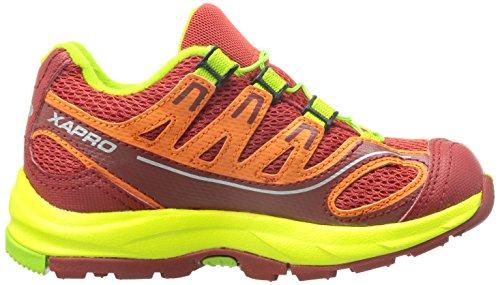 Salomon XA Pro 2K Junior Trail Running Shoes - SS15 Orange dvPzRE