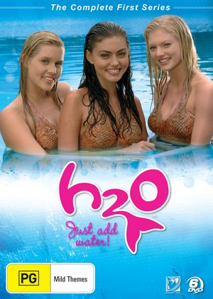H2O Just Add Water Complete Season One Region 4