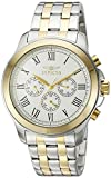 Invicta Men's 21659 Specialty Analog Display Swiss Quartz Two Tone Watch