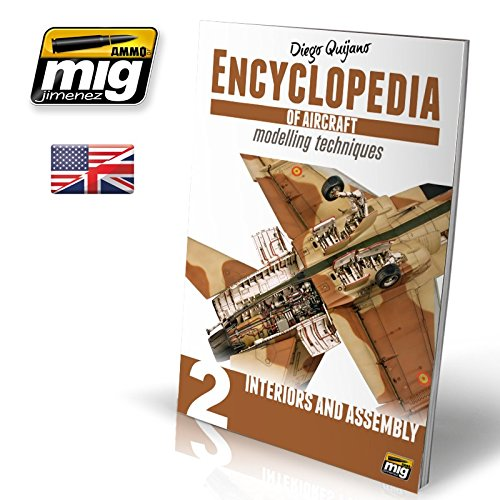 UPC 798277099048, ENCYCLOPEDIA OF AIRCRAFT MODELLING TECHNIQUES VOL.2 INTERIORS AND ASSEMBLY #6051