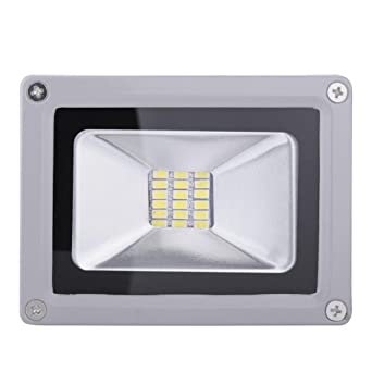 Foco Proyector LED 20W Foco LED para Exteriores Impermeable 1400lm ...