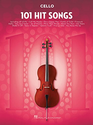 101 Hit Songs: for Cello ()