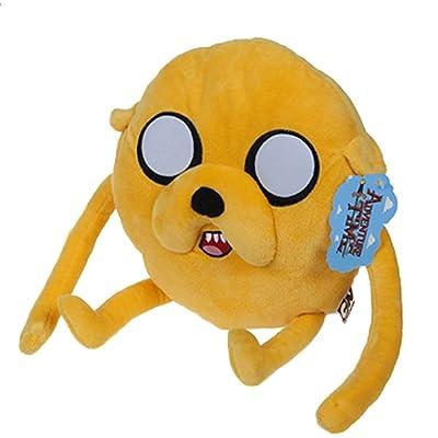 """Jouet en peluche Jake en peluche officiel Adventure Time Time - 12.5 """"Boxed"""
