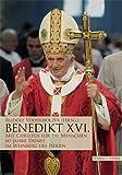 Benedikt XVI : Mit Christus Fur Die Menschen. 60 Jahre Dienst Im Weinberg des Herrn, Voderholzer, Rudolf, 3795425603