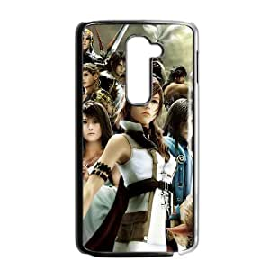 LG G2 Cell Phone Case Black Dissidia 012 final fantasy 003 JSY4236650KSL