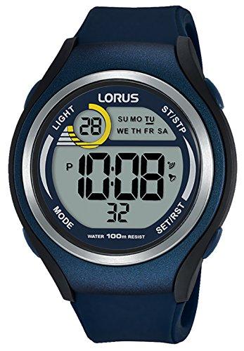 Lorus digital man R2375LX9 Mens quartz watch