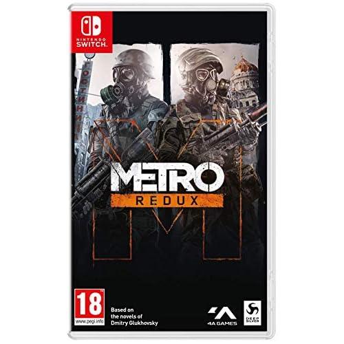 chollos oferta descuentos barato Metro Redux Nintendo Switch Importación inglesa