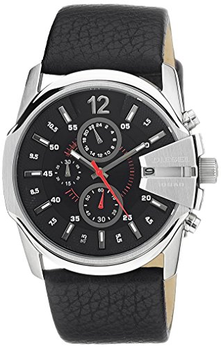 - Diesel Men's Analog Watch - Black - DZ4182