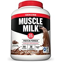 Muscle Milk Genuine Protein Powder, Chocolate, 32g Protein