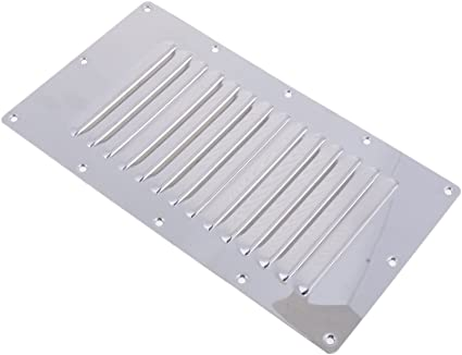 120mm Stainless Steel Round Boat Vent Marine Grade