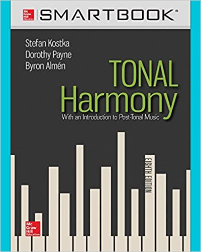 looseleaf for tonal harmony