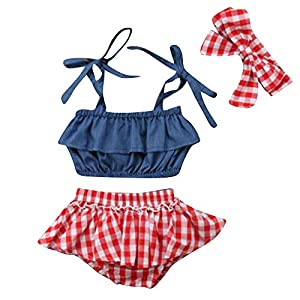 Hopscotch Baby Girls Cotton Cute...