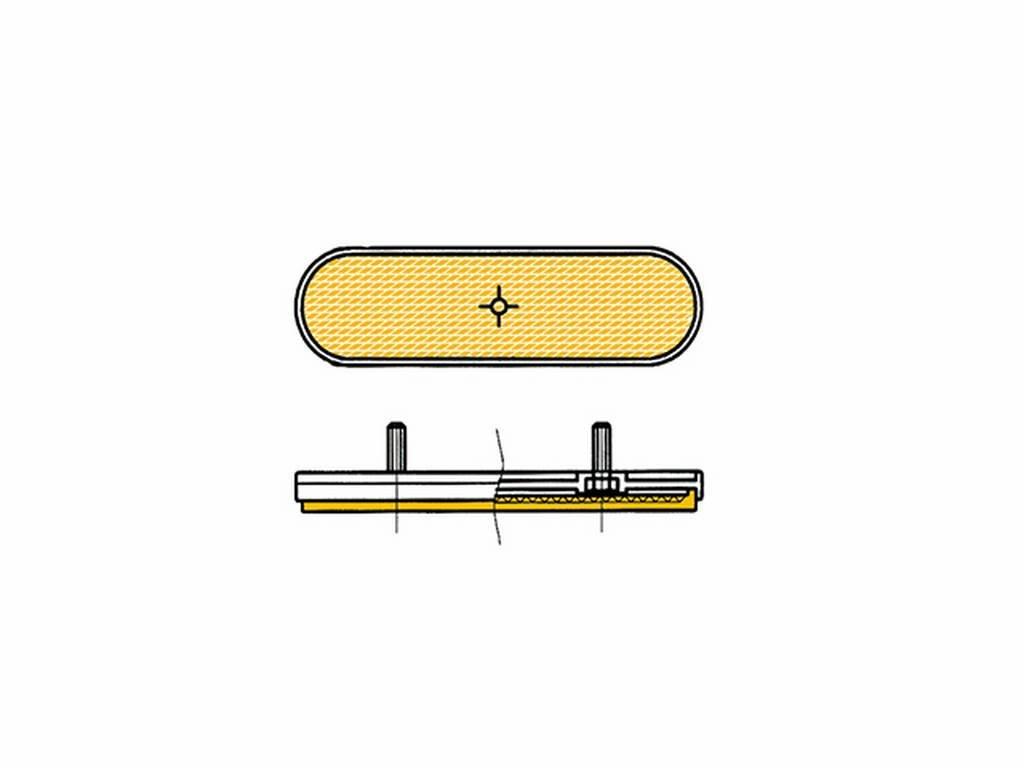 Unisex Adulto POC Maxilla Breakaway System Protecci/ón Casco One Size