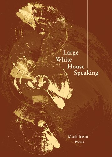 Large White House Speaking (Green Rose Series)