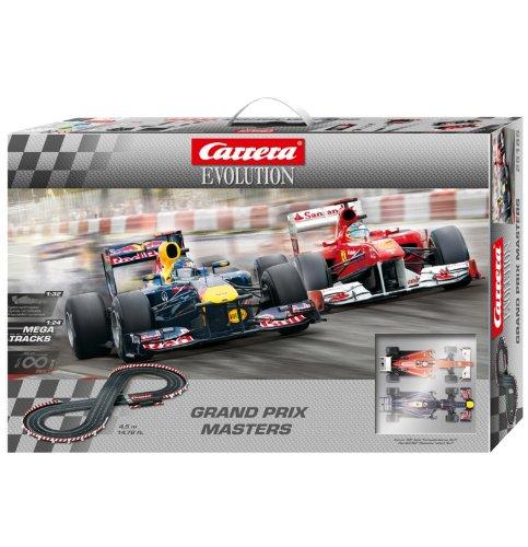 Carrera Evolution - 20025185 - Véhicule Miniature et Circuit - Grand Prix Masters