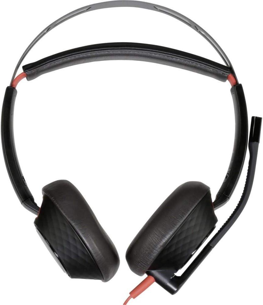 Plantronics Blackwire C5220 Binaural Headset With Usb A Elektronik
