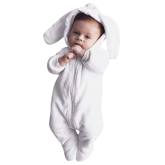 Mono Lindo Bebé, LANSKIRT Bebé Recién Nacido Niño Niña ...