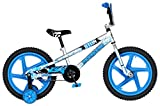 "Mongoose Boys Stun Bicycle with 18"" Wheels, Blue"