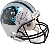 Cam Newton Carolina Panthers Autographed Pro-Line Riddell Authentic Helmet - Fanatics Authentic Certified