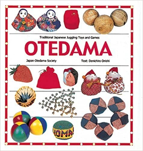 Traditional Japanese Juggling Toys and Games Otedama