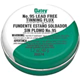 No. 95 Tinning Flux – Lead Free – Carded