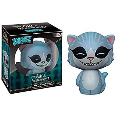 Funko Dorbz: Alice in Wonderland Action Figure - Cheshire (Colors May Vary): Funko Dorbz:: Toys & Games