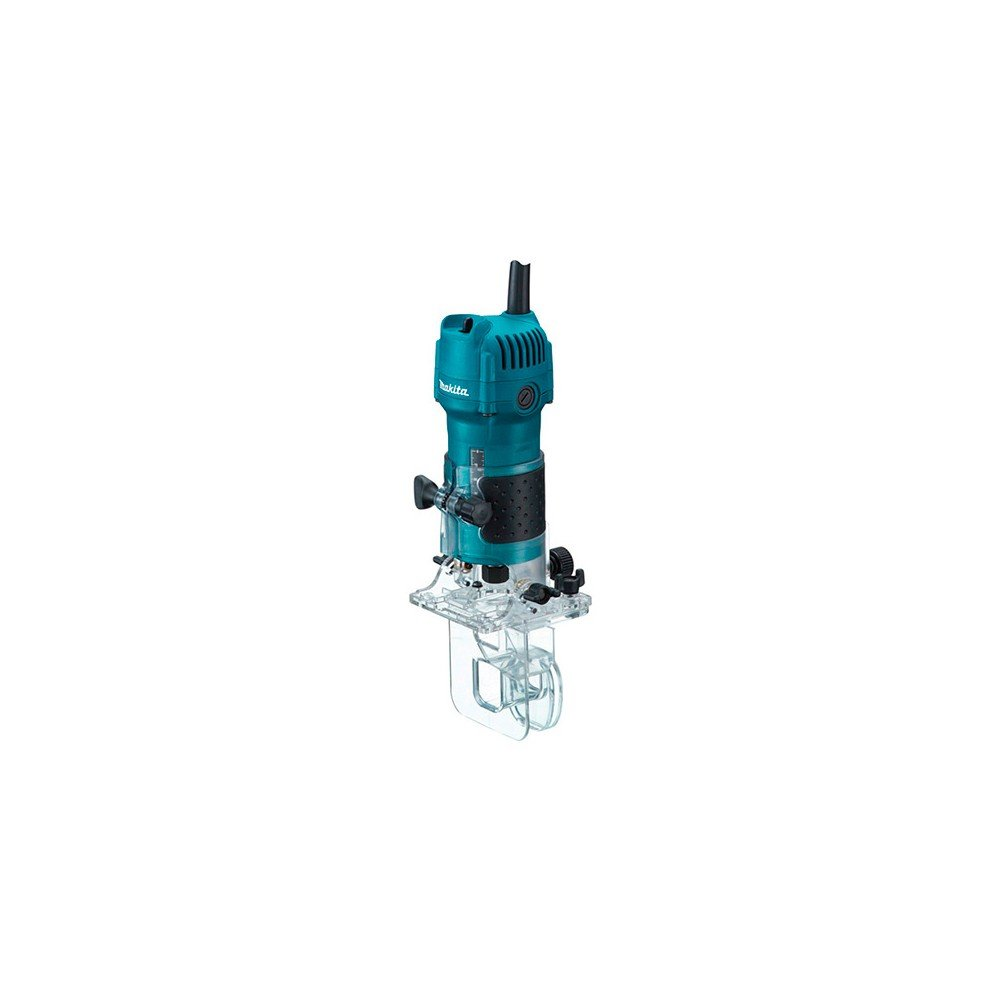 Affleureuse 530W MAKITA Makpac, 3710J O6 MM