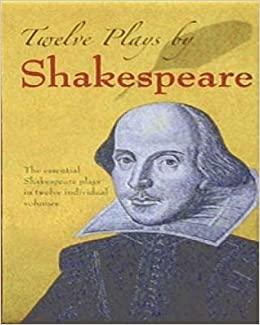 amazon com twelve plays by shakespeare dover thrift editions