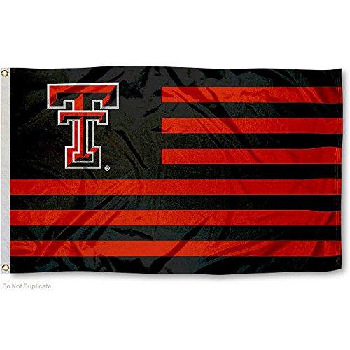 Texas Tech Red Raiders Alumni Nation Stripes (Texas Tech Flag)