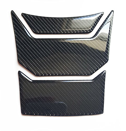 Carbon Fiber Motorcycle Tank Protector Pad fits BMW R1200GS Adventure