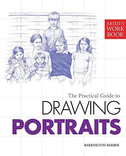 Download Artists Workbook: Drawing Portraits pdf