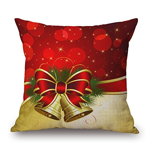 Loveloveu The Christmas Pillow Cases Of ,20 X 20 Inches / 50 By 50 Cm Decoration,gift For Kids Boys,home Theater,wife,outdoor,teens Girls (twin Sides)