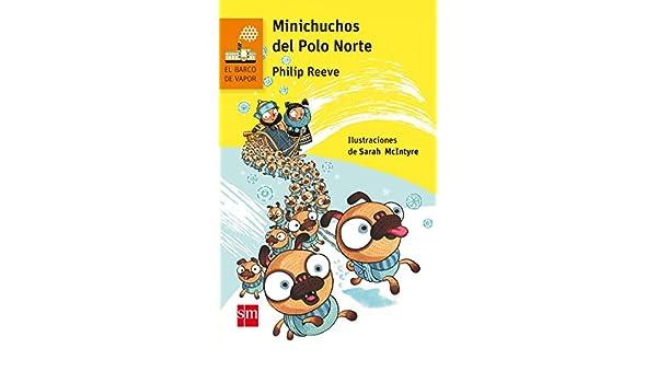 Minichuchos del Polo Norte El Barco de Vapor Naranja: Amazon.es ...