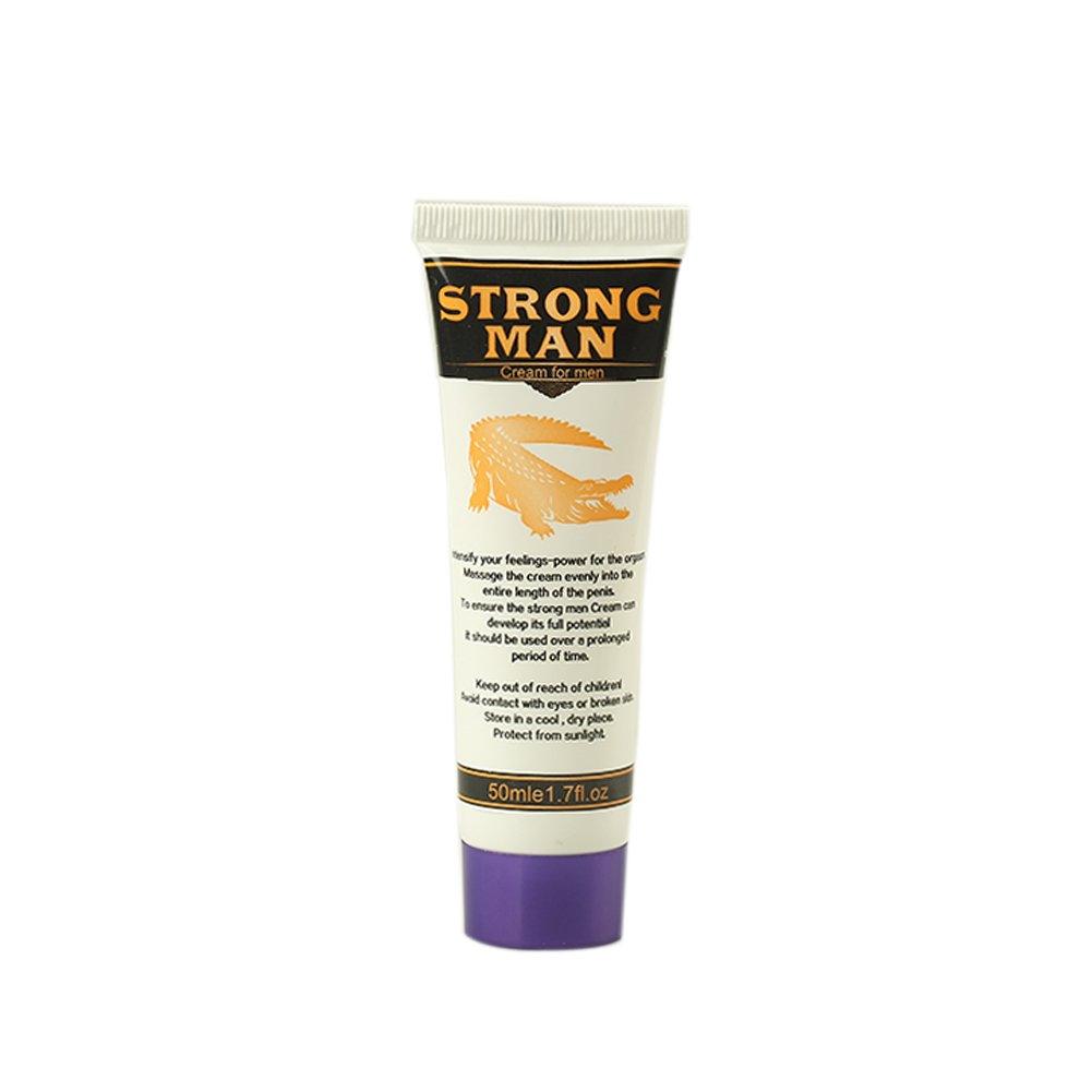 50ML Strong Man Male Enhancement Cream Increase Man Orgasm