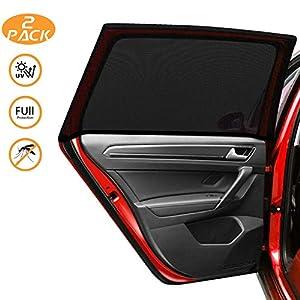 Kuyang Tendine Parasole Auto Finestrino Laterale per Bambini Universali Parasole Auto Bambini dell'Auto Block Raggi UV… 1 spesavip
