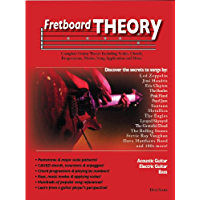 Fretboard Theory: Complete Guitar Theory Including Scales, Chords, Progressions, Modes, Song Application and More. book cover