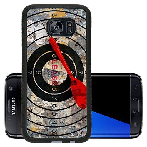 Luxlady Premium Samsung Galaxy S7 Edge Aluminum Backplate Bumper Snap Case IMAGE 35702940 Lease target - Commerce Target