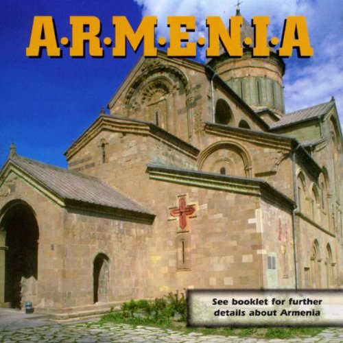 Courier shipping free Arlington Mall Music From Armenia