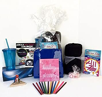 Amazon com: Cancer Get Well Gift Basket Chemotherapy Patient Support