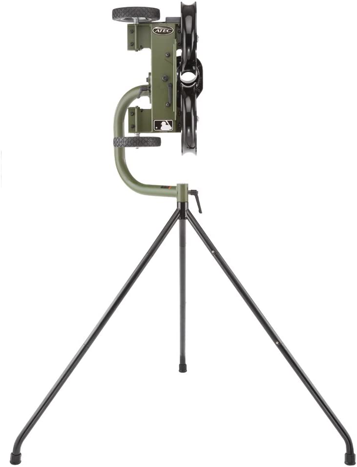 ATEC M2 Offensive Baseball Pitching Machine : Sports & Outdoors