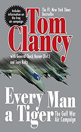 Amazon every man a tiger revised the gulf war air campaign print list price 899 fandeluxe Epub