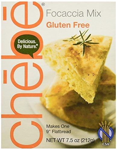 Focaccia Bread Dough - 1