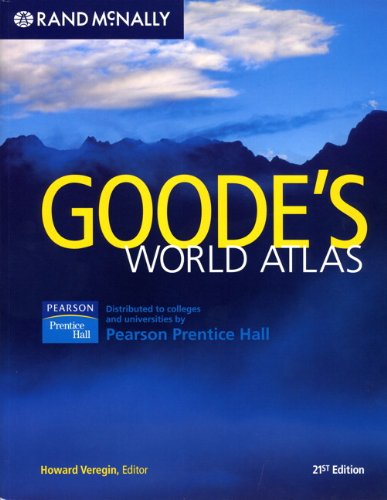 Goode's Atlas (21st Edition)