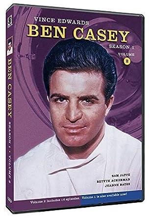 Ben Casey, Season 1, Volume 2